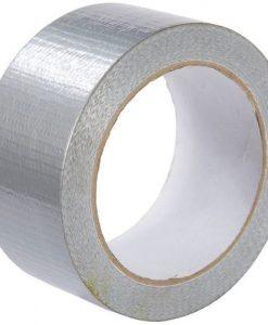 Клейкая лента армированная х/б тканью