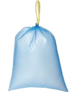ПНД Пакет для мусора С ЗАВЯЗКАМИ