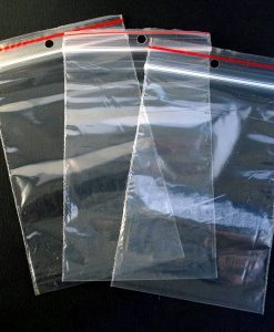 Пакет с защелкой ПВД 05см/07см (упаковка 1000 шт.)