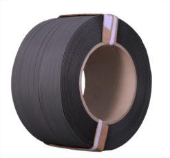 Полипропиленовая упаковочная черная лента