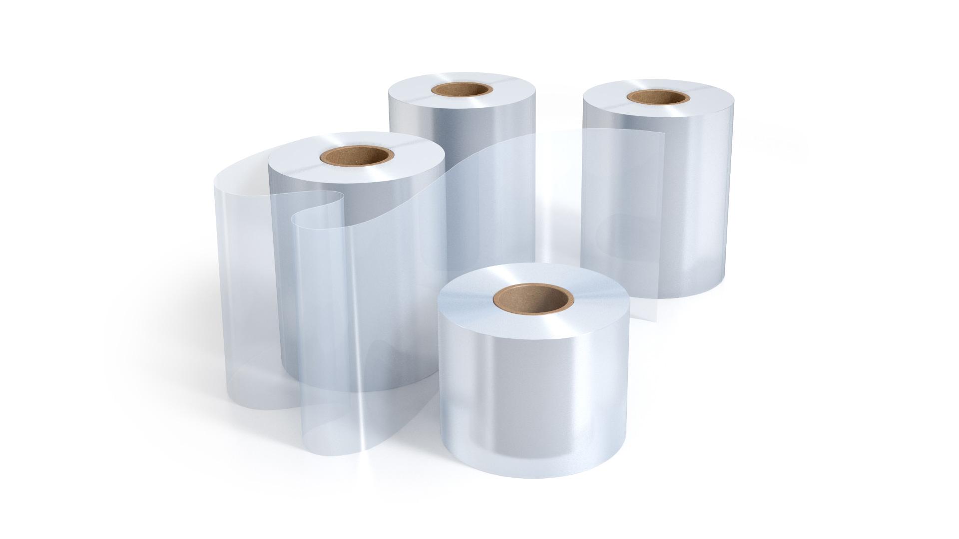 Рулонные плёнки для ламинирования