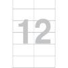 Этикетка А4, 105х48